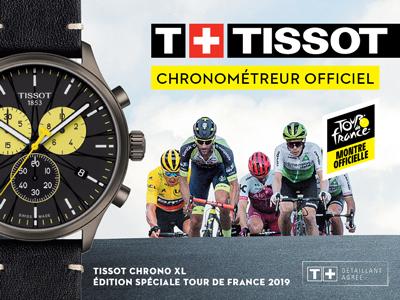 TOUR DE FRANCE TISSOT 2019